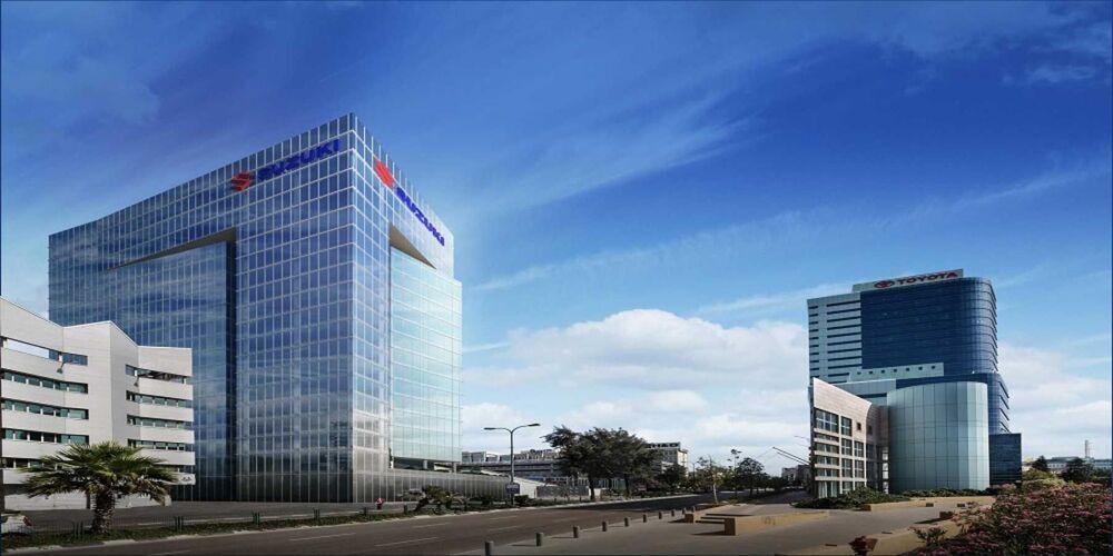 בניין מגדל סוזוקי בתל אביב יפו | רמת הבניין classA | תמונה #0 - 1