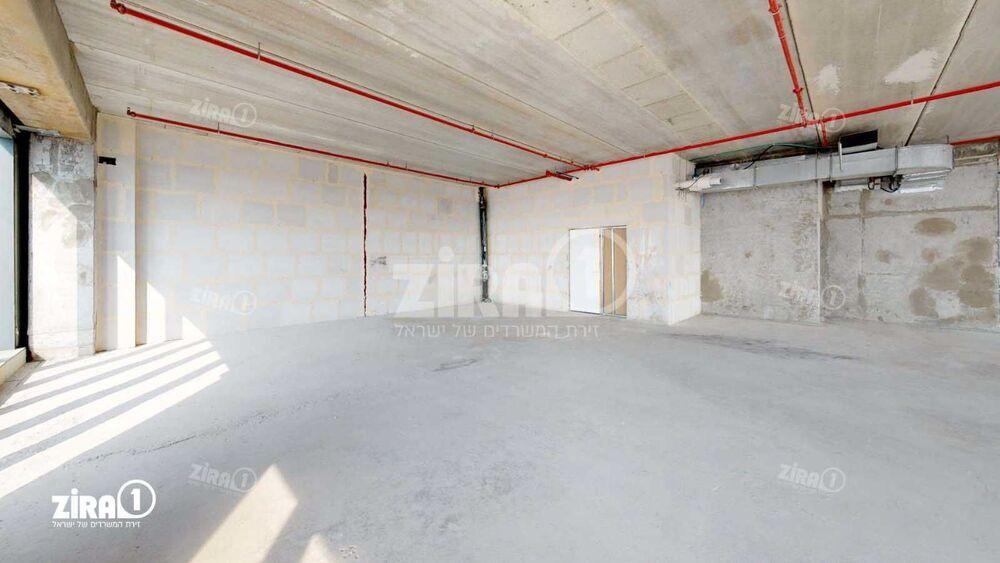 משרד בבניין מגדל הכשרת הישוב  | קומה 40 | שטח 400מ״ר  | תמונה #0 - 1