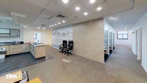 משרד בבניין מגדלי הסיבים - בניין C | קומה 4 | שטח 356מ״ר  | תמונה #5 - 1