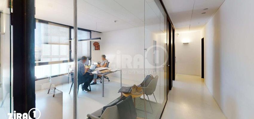 משרד בבניין מגדל יבנה | קומה 4 | שטח 75מ״ר  | תמונה #0 - 1