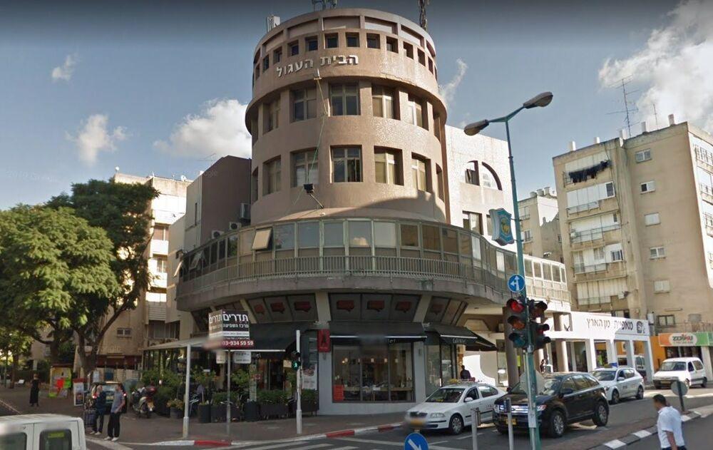 בניין הבניין העגול בפתח תקווה   רמת הבניין classB   תמונה #0 - 1