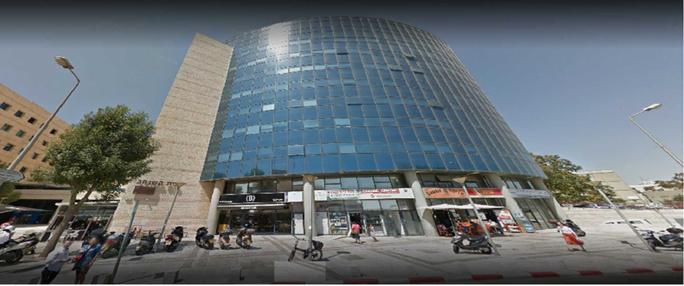 בניין בית השנהב בירושלים | רמת הבניין classB | תמונה #0 - 1