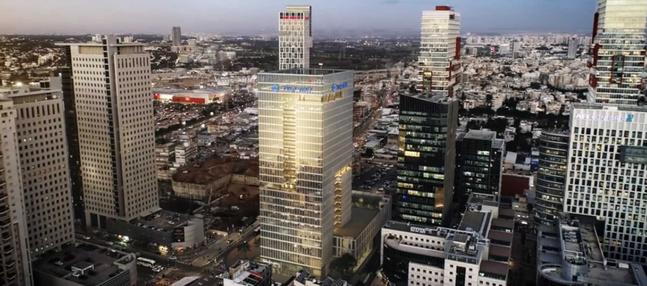 בניין Allied Tower - בניין אלייד בבני ברק | רמת הבניין classA | תמונה #0 - 1