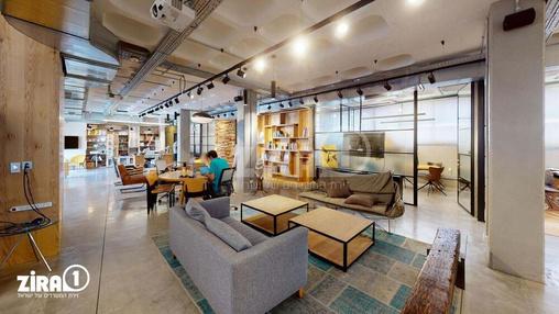 חלל עבודה 2B Hub בתל אביב יפו | קומה 2 | תמונה #3 - 1