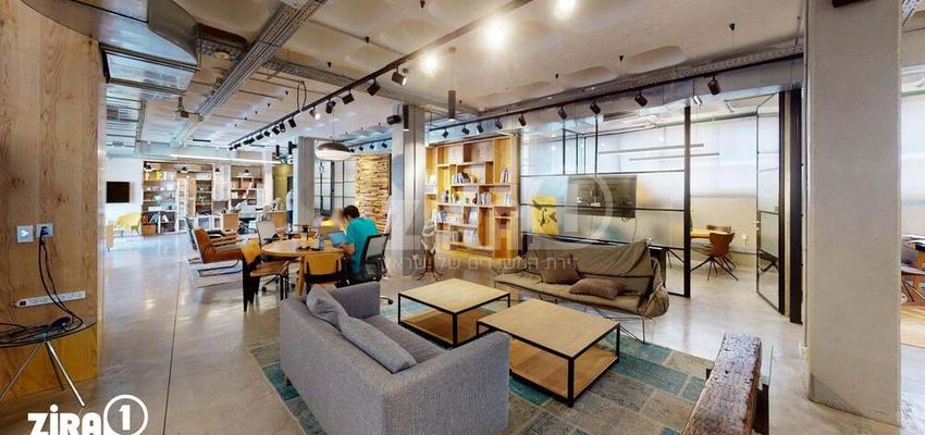 חלל עבודה 2B Hub בתל אביב יפו | קומה 2 | תמונה #0 - 1