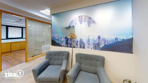 משרד בבניין הרכב 1 | קומה 2 | שטח 464מ״ר  | תמונה #0 - 1