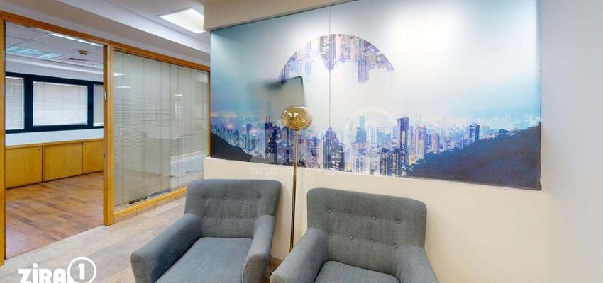 משרד בבניין הרכב 1   קומה 2   שטח 464מ״ר    תמונה #0 - 1