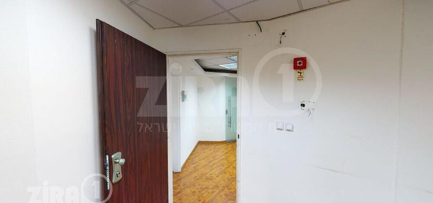 משרד בבניין בית אמנת | קומה 1 | שטח 409מ״ר  | תמונה #0 - 1