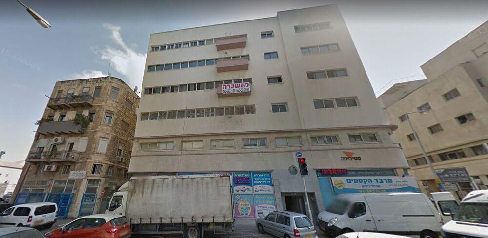 בניין בית הררי בחיפה | רמת הבניין classB | תמונה #0 - 1
