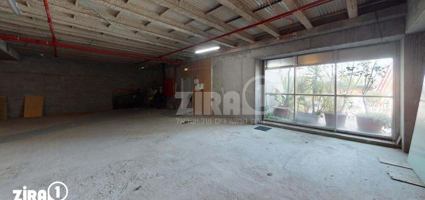 משרד בבניין בניין רם | קומה 0 | שטח 250מ״ר  | תמונה #0 - 1
