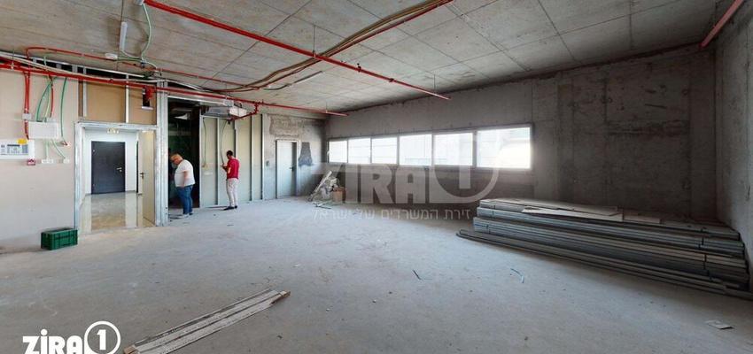 משרד בבניין בניין רם | קומה 3 | שטח 250מ״ר  | תמונה #0 - 1