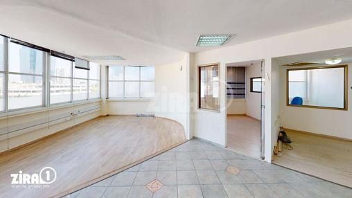 משרד בבניין יצחק שדה 36  | קומה 4 | שטח 90מ״ר  | תמונה #13 - 1