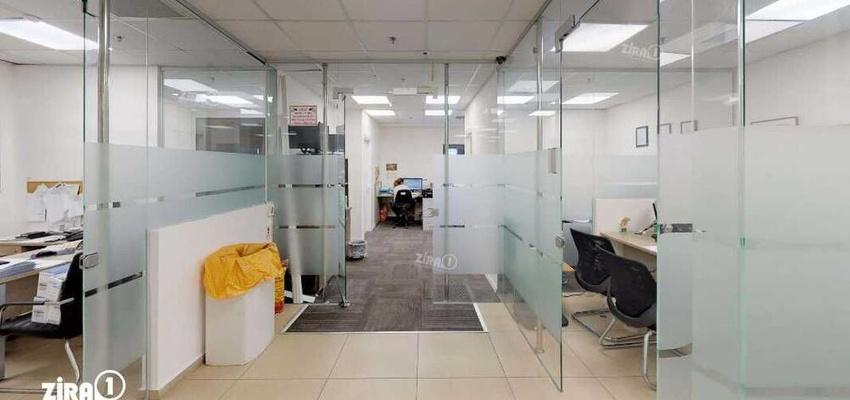 משרד בבניין מגדל UMI | קומה 2 | שטח 170מ״ר  | תמונה #0 - 1