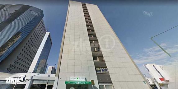 בניין בית סילבר ברמת גן | רמת הבניין classB | תמונה #1 - 1