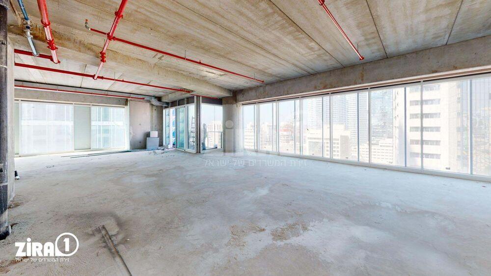 משרד בבניין מגדל אקרו | קומה 11 | שטח 1175מ״ר  | תמונה #0 - 1