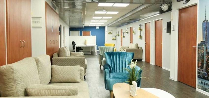 משרד בבניין בית Success Center   קומה 3   שטח 501מ״ר    תמונה #0 - 1
