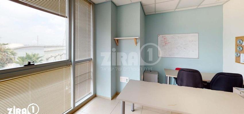 משרד בבניין מגדל הכיכר | קומה 2 | שטח 500מ״ר  | תמונה #0 - 1