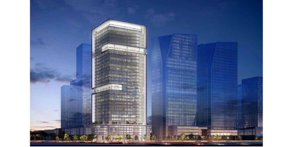 פרויקטים בהקמה מגדל אקרו בתל אביב יפו | רמת הבניין classA | תמונה #0 - 1