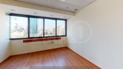 משרד בבניין מגדל נצבא  | קומה 12 | שטח 250מ״ר  | תמונה #17 - 1