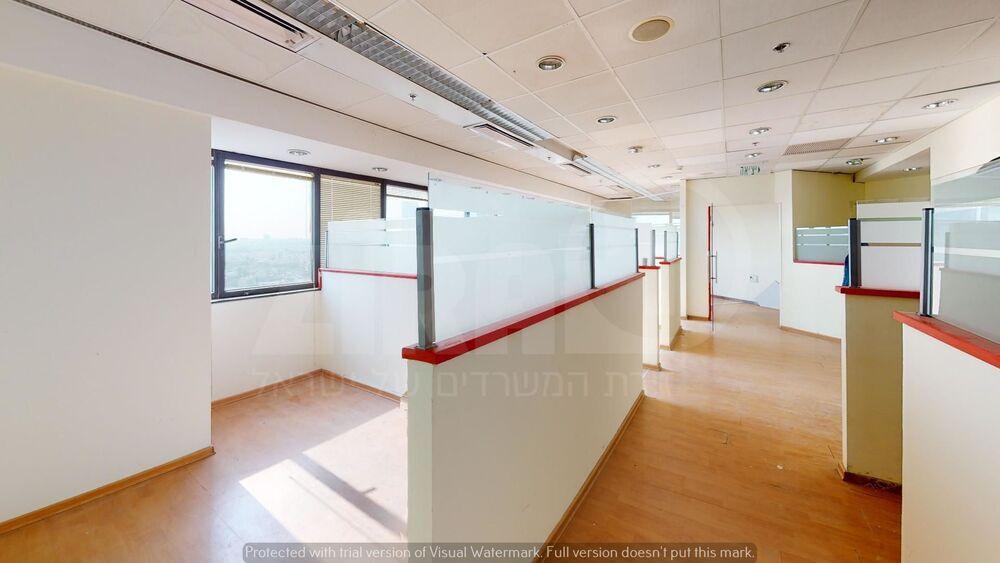 משרד בבניין מגדל נצבא  | קומה 20 | שטח 140מ״ר  | תמונה #0 - 1