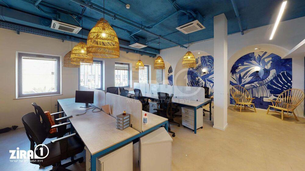 חלל עבודה: Sarona Space Haifa בחיפה | קומה: 3 | תמונה #23 - 1