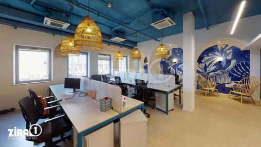 חלל עבודה Sarona Space Haifa בחיפה | קומה 3 | תמונה #21 - 1