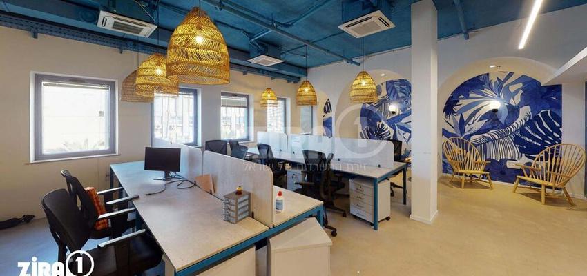 חלל עבודה Sarona Space Haifa בחיפה | קומה 3 | תמונה #0 - 1