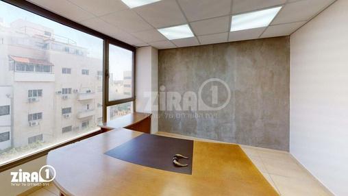משרד בבניין שדרות המגינים 39 | קומה 5 | שטח 180מ״ר  | תמונה #2 - 1