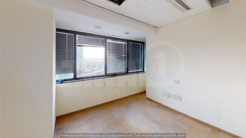 משרד בבניין מגדל נצבא  | קומה 18 | שטח 460מ״ר  | תמונה #21 - 1