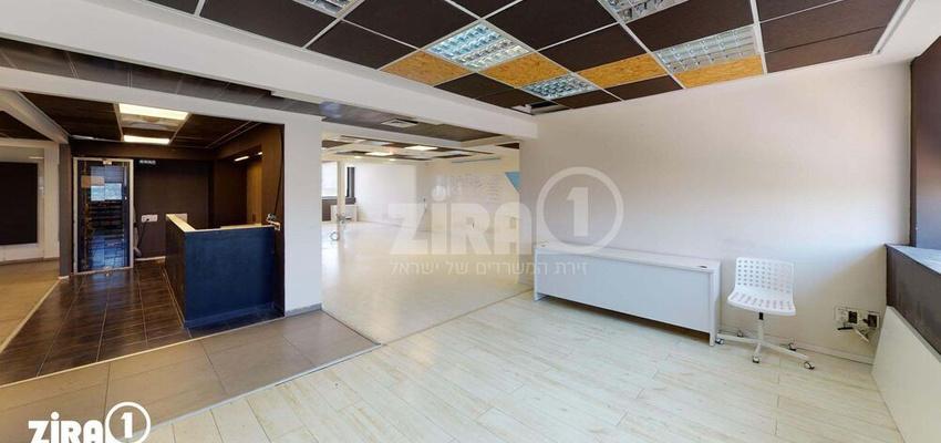 משרד בבניין בית הקרן | קומה 3 | שטח 412מ״ר  | תמונה #0 - 1
