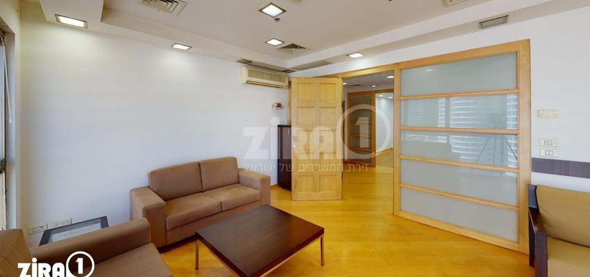 משרד בבניין בית ויקטוריה - המלאכה | קומה 11 | שטח 255מ״ר  | תמונה #0 - 1