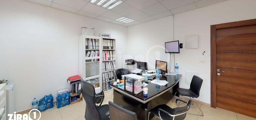 משרד בבניין בית בלרס   קומה 3   שטח 30מ״ר    תמונה #0 - 1