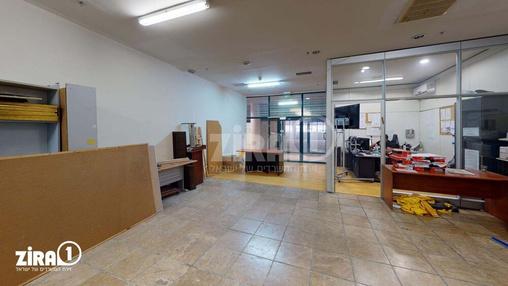 משרד בבניין בית הרמלין | קומה 0 | שטח 150מ״ר  | תמונה #22 - 1