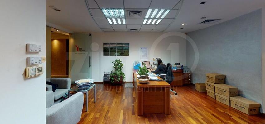 משרד בבניין בית ש.א.פ | קומה 16 | שטח 222מ״ר  | תמונה #0 - 1