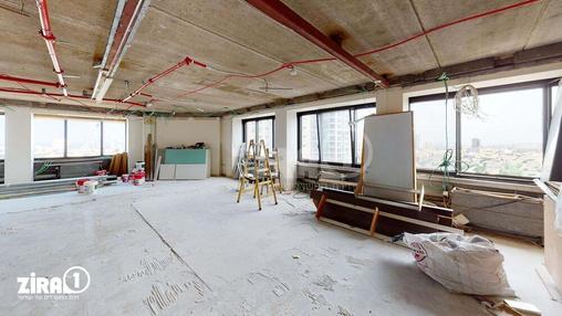 משרד בבניין המגדל - דניאל פריש | קומה 16 | שטח 230מ״ר  | תמונה #9 - 1