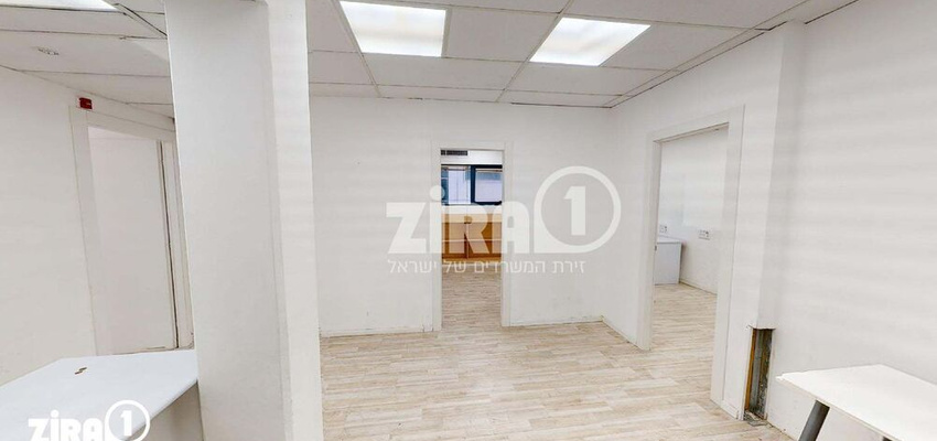 משרד בבניין בית אוריון | קומה 3 | שטח 98מ״ר  | תמונה #0 - 1