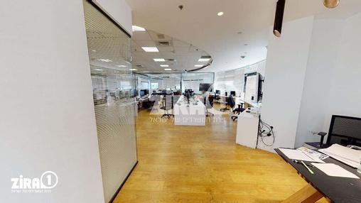 משרד בבניין בית עמיסל | קומה 3 | שטח 282מ״ר  | תמונה #14 - 1