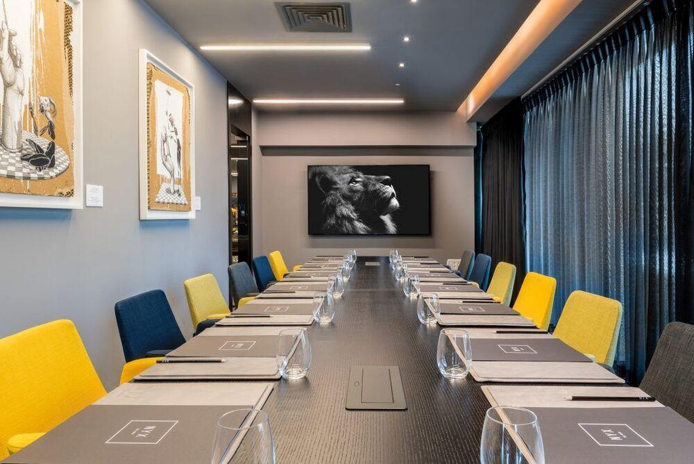ROOMS NYX TLV | חדר ישיבות עד 20 אנשים  | תמונה #3 - 1