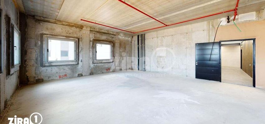 משרד בבניין בית שירה | קומה 3 | שטח 120מ״ר  | תמונה #0 - 1