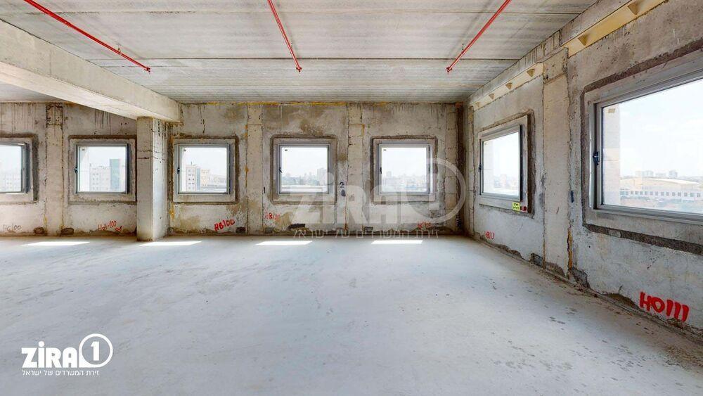 משרד בבניין בית שירה | קומה: 3 | שטח 134 תמונה | מ׳׳ר #6 - 1