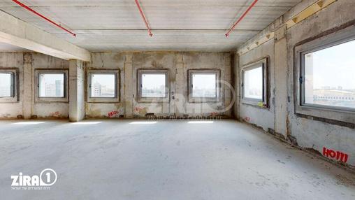 משרד בבניין בית שירה   קומה 3   שטח 134מ״ר    תמונה #2 - 1
