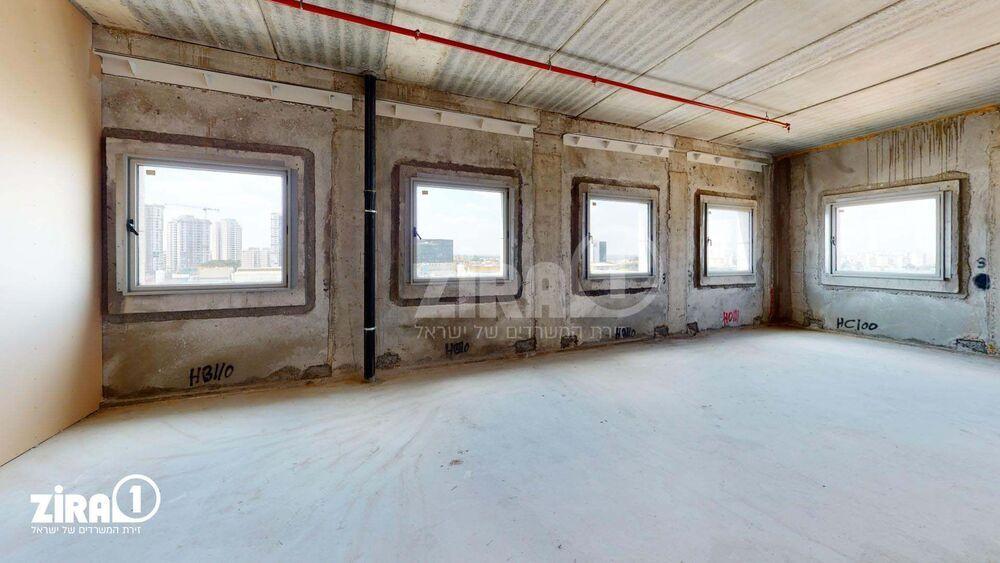 משרד בבניין בית שירה | קומה: 3 | שטח 198 תמונה | מ׳׳ר #4 - 1