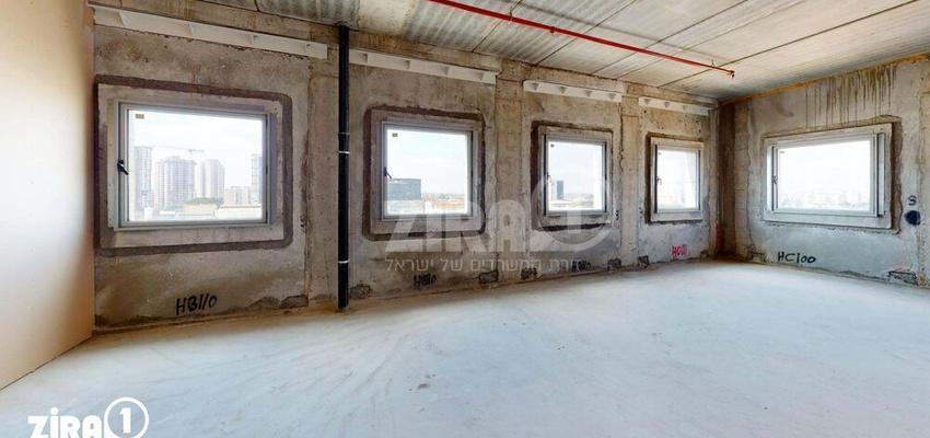 משרד בבניין בית שירה | קומה 3 | שטח 198מ״ר  | תמונה #0 - 1