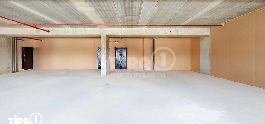 משרד בבניין בית שירה | קומה 3 | שטח 340מ״ר  | תמונה #0 - 1