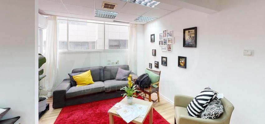 משרד בבניין מנורת המאור | קומה 1 | שטח 440מ״ר  | תמונה #0 - 1