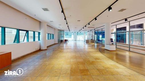 משרד בבניין בית הרמלין | קומה 0 | שטח 260מ״ר  | תמונה #16 - 1
