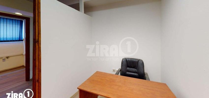 משרד בבניין בית מטלון | קומה 3 | שטח 120מ״ר  | תמונה #0 - 1