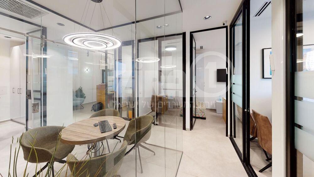 משרד בבניין שמואל מיקוניס 3 | קומה 2 | שטח 120מ״ר  | תמונה #0 - 1