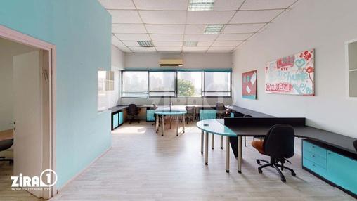 משרד בבניין בית אקסודוס | קומה 1 | שטח 138מ״ר  | תמונה #7 - 1