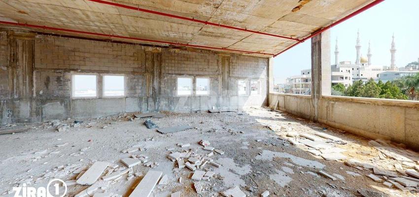 משרד בבניין שערי קאסם | קומה 2 | שטח 1670מ״ר  | תמונה #0 - 1